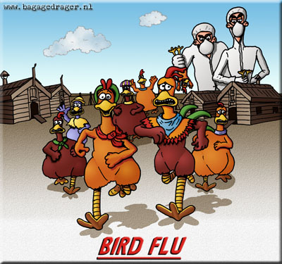 the emerging threat of avian influenza essay Avian influenza is an infectious disease of birds caused by type a strains of the influenza virus wild birds, predominantly ducks, geese, and shore birds, are the reservoir species for the low-pathogenic strains of avian influenza a virus (lpai) in nature.