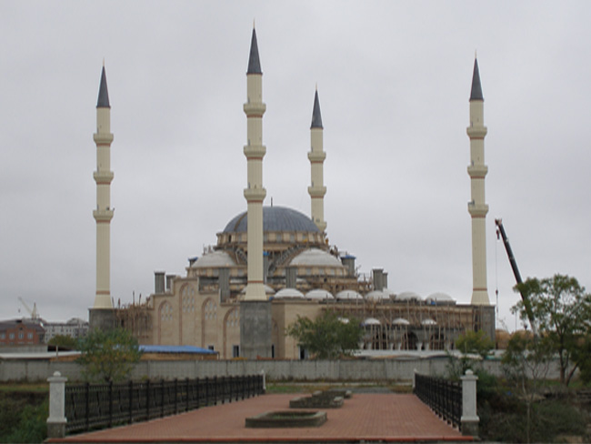 Europe's Largest Mosque to be Inaugurated – Where else ...