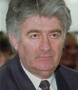 Karadzic ar snart gripen