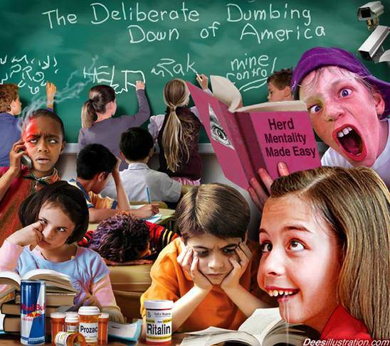 dumb dees Attention Span: Our National Education Crisis