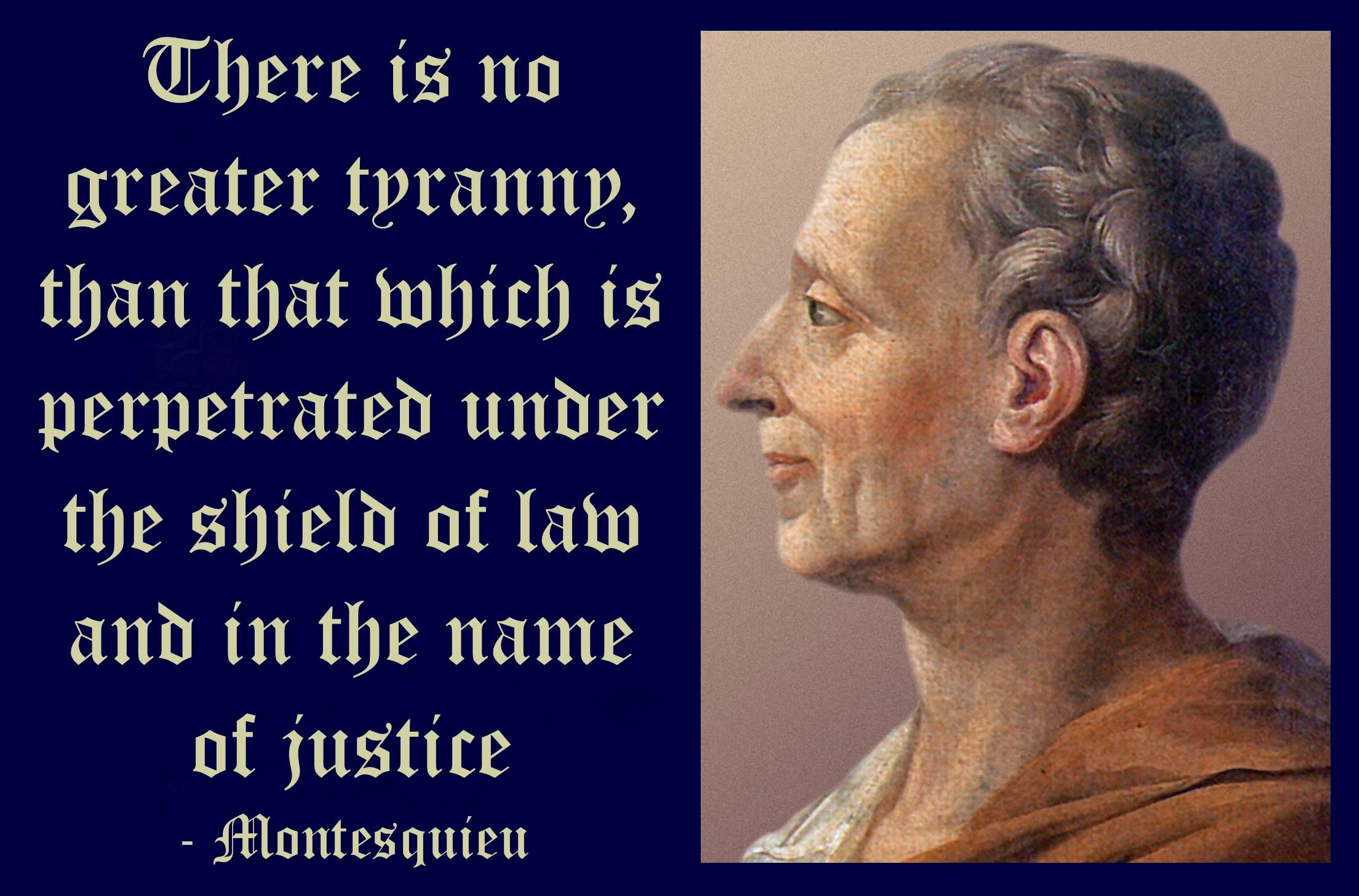 Tyranny by any name