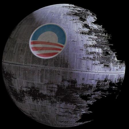 Obama Death Star