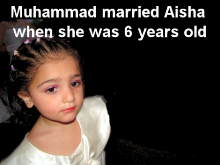 child-bride-Aisha-quote