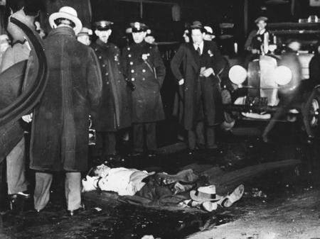1920s gangster hit