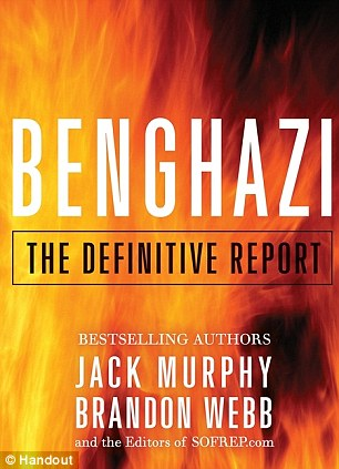 Benghazi - the definitive report - book cover