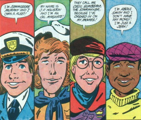 DC green team issue 1 panel