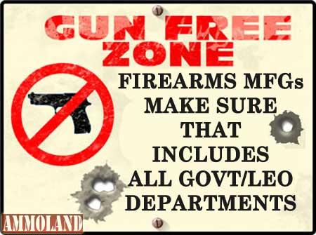 Gun-Free-Law-Enforcement-Zone