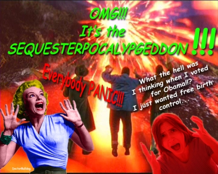Sequesterpocalypgeddon